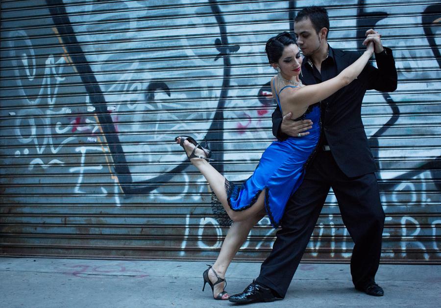 Learn argentina tango surrey