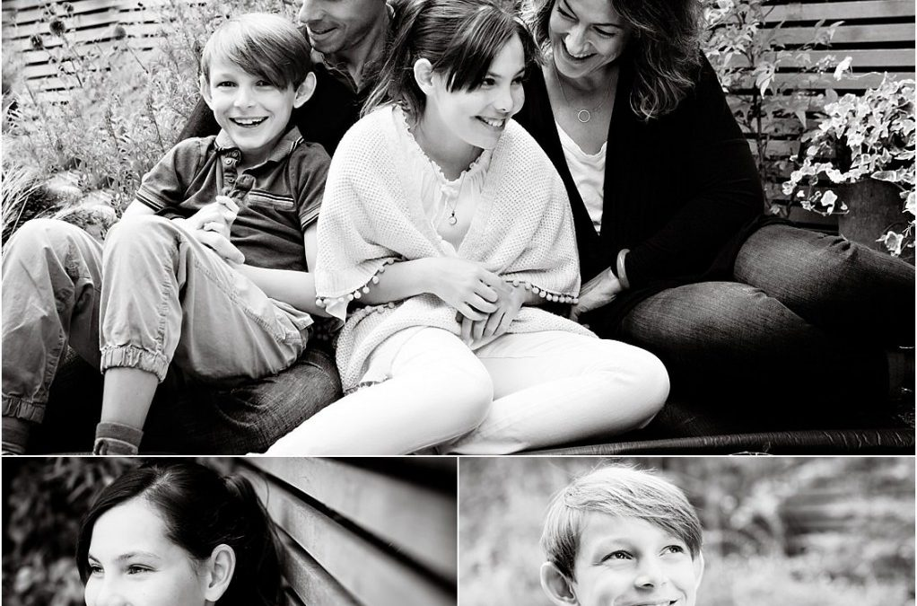 Family at home photography in Barnes, SW13
