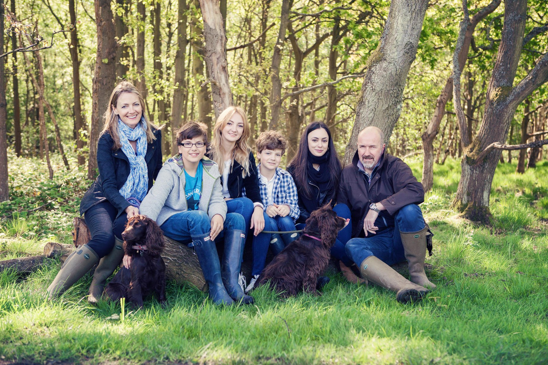 Family photography sho...