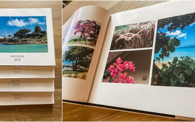 How to create a photo book with your favourite holiday pictures